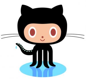 Восьмикіт — талісман мережі GitHub
